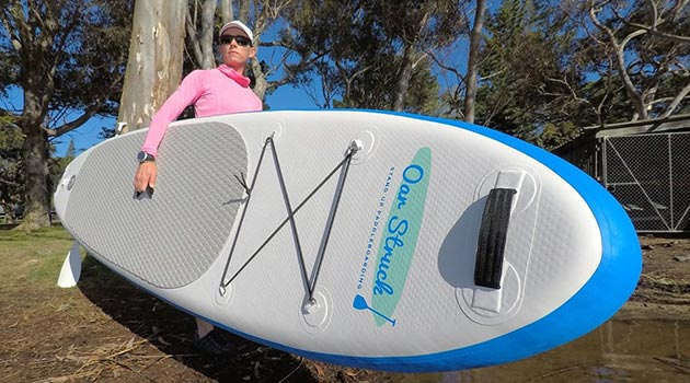 Oar Struck - Stand Up Paddle Boarding - Wilderness - Garden Route