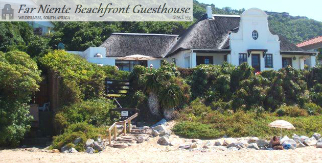 FAR NIENTE BEACHFRONT GUESTHOUSE, WILDERNESS