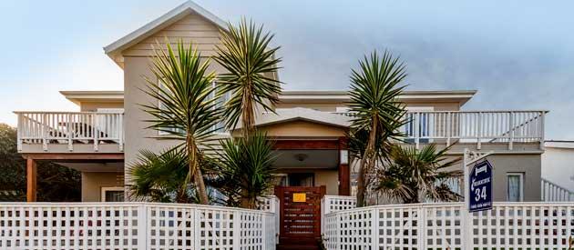 RINKINK BEACH HOUSE, WILDERNESS