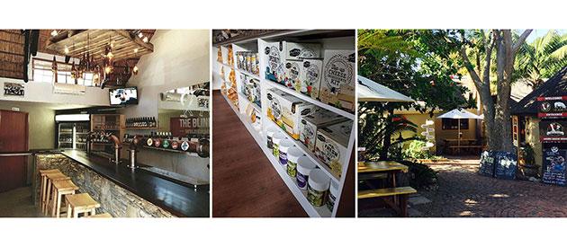 Palms Garden Square, Wilderness, Garden Route, www.wilderness-info.co.za
